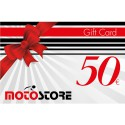 GIFT CARD MOTOSTORE OUTLET €50,00
