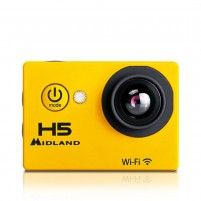 Action cam moto, Midland H5 Full Hd Con Wifi