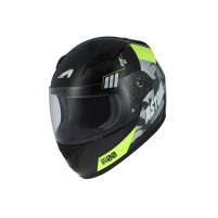Casco Integrale, Astone GT2 KIDS Graphic ARMY black/yellow