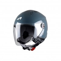 Casco Jet - Demi Jet, Astone MINIJET S monocolor Dark Grey Gloss