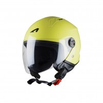 Casco Jet - Demi Jet, Astone MINIJET S monocolor Lemon