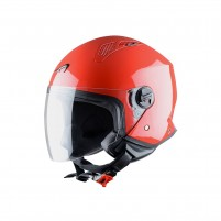 Casco Jet - Demi Jet, Astone MINIJET S monocolor Red
