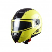 Casco Modulare, Astone RT800 graphic exclusive NEON yellow