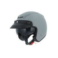 Casco Jet - Demi Jet, Astone Sportster 2 mono color matt grey