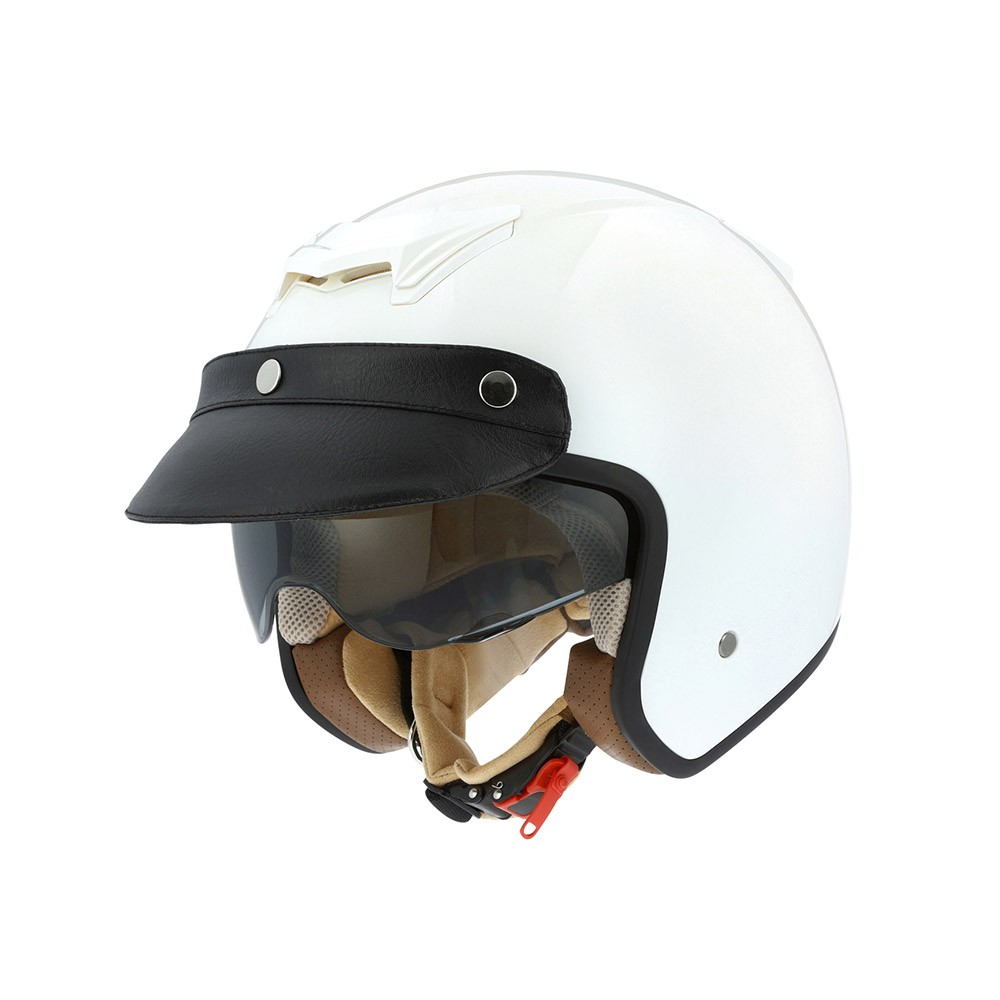 Casco Jet - Demi Jet, Astone Sportster 2 mono color white