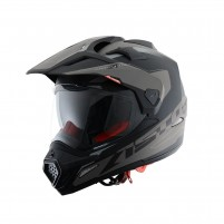 Casco Cross - Enduro, Astone CROSS TOURER Matt black