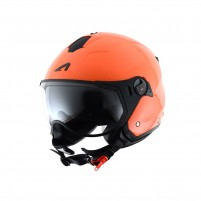 Casco Jet - Demi Jet, Astone MINIJET S SPORT monocolor Gloss orange