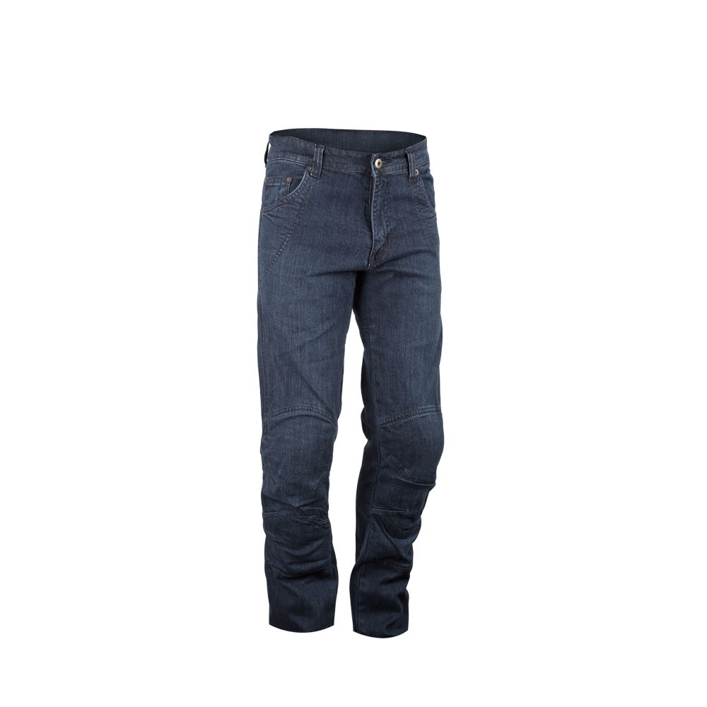 Pantaloni moto, Smook Walkie Evo Jeans Blu