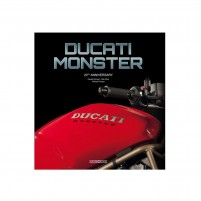 DUCATI MONSTER 20TH ANNIVERSARY