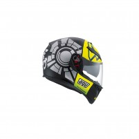 Casco Integrale, AGV K-3 SV TOP ECE2205 PLK WINTER TEST 2012