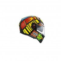 Casco Integrale, AGV K-3 SV TOP ECE2205 PLK ELEMENTS