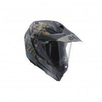 Casco Cross - Enduro, AGV AX-8 DUAL EVO MULTI ECE2205 GRUNGE