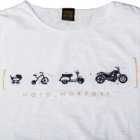 T-Shirt, Bullstone LIGHT T-SHIRT MOTOMORFOSI