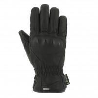 Guanti moto, V4 VENETTA GORE TEX GLOVES LADY- PHONE TOUCH NERO