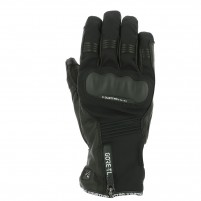 Guanti moto, V4 STORMER GORE TEX GLOVES MAN- PHONE TOUCH NERO