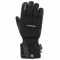 Guanti moto, V4 ADVANCE GORE TEX 2-1 GLOVES MAN- PHONE TOUCH NERO