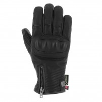 Guanti moto, V4 CAFE RACER GORE TEX GLOVES MAN- PHONE TOUCH NERO