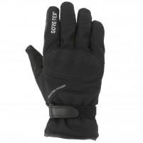 Guanti moto, V4 ENZO GORE TEX GLOVES MAN- PHONE TOUCH NERO