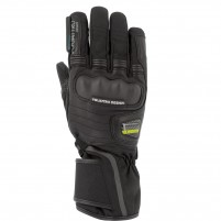 Guanti moto, V4 MUGELLO GLOVES MAN - PHONE TOUCH NERO