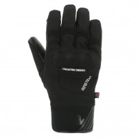 Guanti moto, V4 MELBOURNE GORE TEX GLOVES MAN- PHONE TOUCH NERO