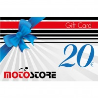 GIFT CARD MOTOSTORE OUTLET €20,00