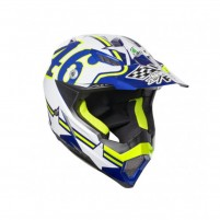 Casco Cross - Enduro- AGV AX-8 EVO TOP ECE2205 RANCH