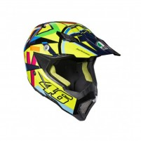 Casco Cross - Enduro- AGV AX-8 EVO TOP ECE2205 SOLELUNA 2016