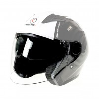 Casco Accessorio, Smook Visiera Jett-One Trasparente