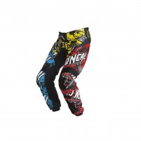 Pantaloni moto- O'NEAL ELEMENT Youth Pants WILD multi