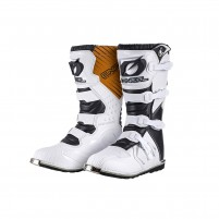Stivale Off Road- O'NEAL RIDER Boot bianco
