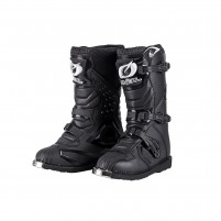 Stivale Off Road- O'NEAL RIDER Youth Boot nero