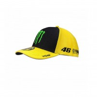 Cappello- VR46 CAPPELLINO MONSTER GIALLO