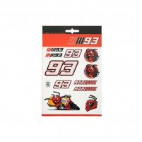 Adesivi, MARC MARQUEZ MEDIUM STICKERS MM93