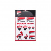 Adesivi, DUCATI STICKERS DUCATI MEDIUM