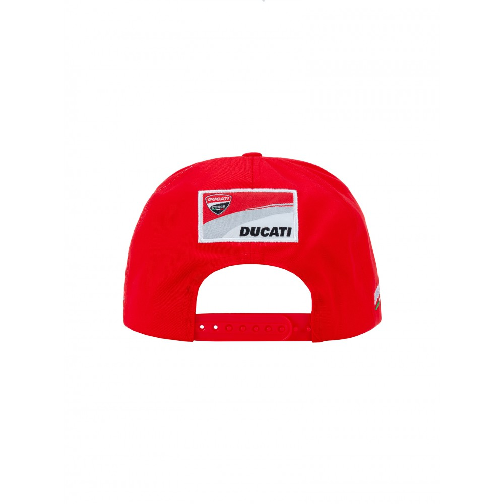 CAP STRIPES DUCATI · CAP STRIPES DUCATI 42d36eb6a80c