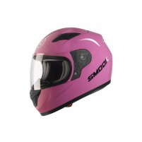 Casco Kids- SMOOK Casco FF-815 INT.KIDS Rosa