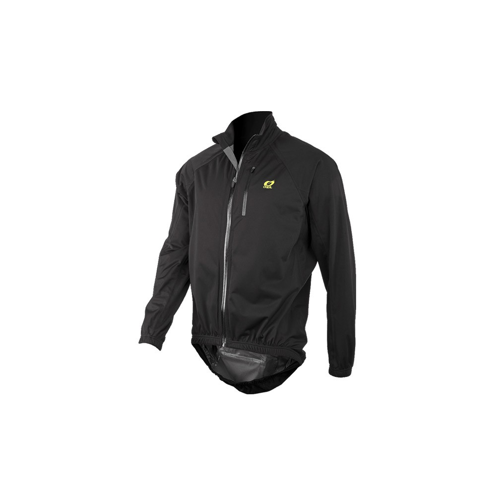 Antipioggia- O'NEAL MONSOON Stretch Rain Jacket nero