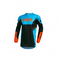 Off road- O'NEAL ELEMENT Jersey RACEWEAR blu