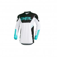 Off road- O'NEAL ELEMENT Jersey RACEWEAR bianco
