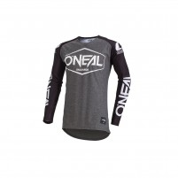 Off road- O'NEAL MAYHEM LITE Jersey HEXX nero