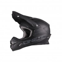 Casco Cross - Enduro- O'NEAL 3SERIES Youth Helmet FLAT nero