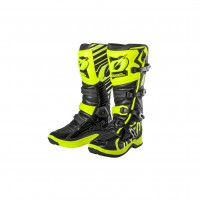 Stivale Off Road- O'NEAL RMX Boot EU nero/neon giallo
