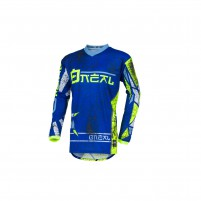 Off road- O'NEAL ELEMENT Jersey ZEN blu