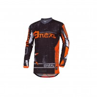 Off road- O'NEAL ELEMENT Jersey ZEN arancione