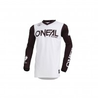 Off road- O'NEAL THREAT Jersey RIDER bianco