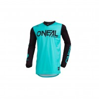 Off road- O'NEAL THREAT Jersey RIDER verde acqua