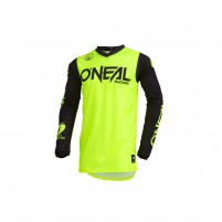 Off road- O'NEAL THREAT Jersey RIDER neon giallo