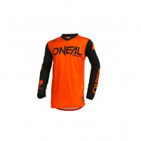 Off road- O'NEAL THREAT Jersey RIDER arancione