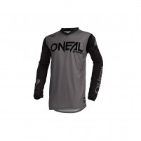 Off road- O'NEAL THREAT Jersey RIDER grigio