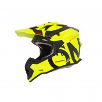 Casco Cross - Enduro- O'NEAL 2SERIES Youth Helmet SLICK neon giallo/nero